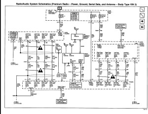 2004 Gmc Sierra Radio Wiring Diagram | Free Wiring Diagram
