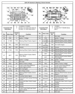 2004 Gmc Sierra Radio Wiring Diagram | Free Wiring Diagram