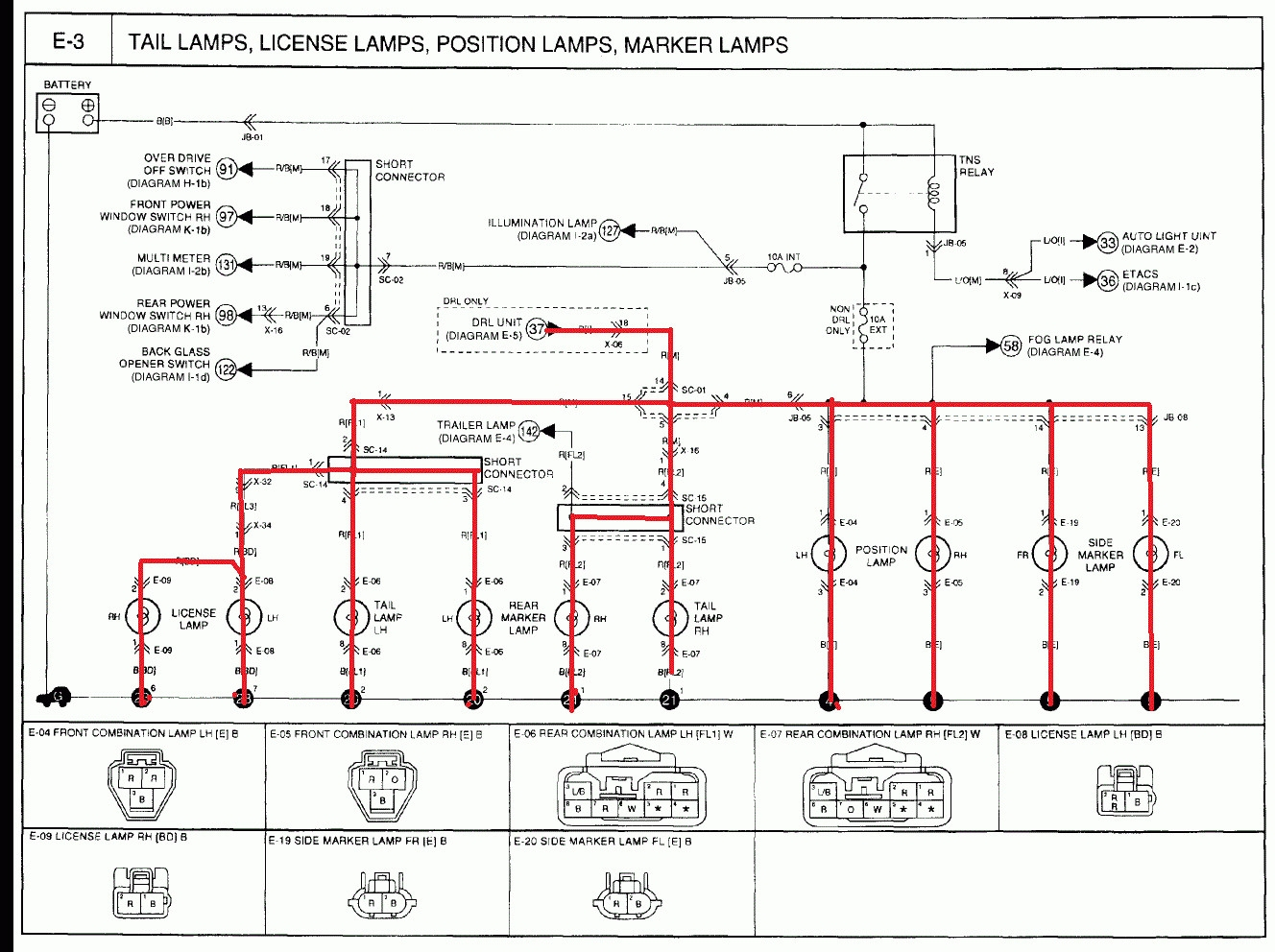 Wiring Diagram For 2004 Kia Spectra