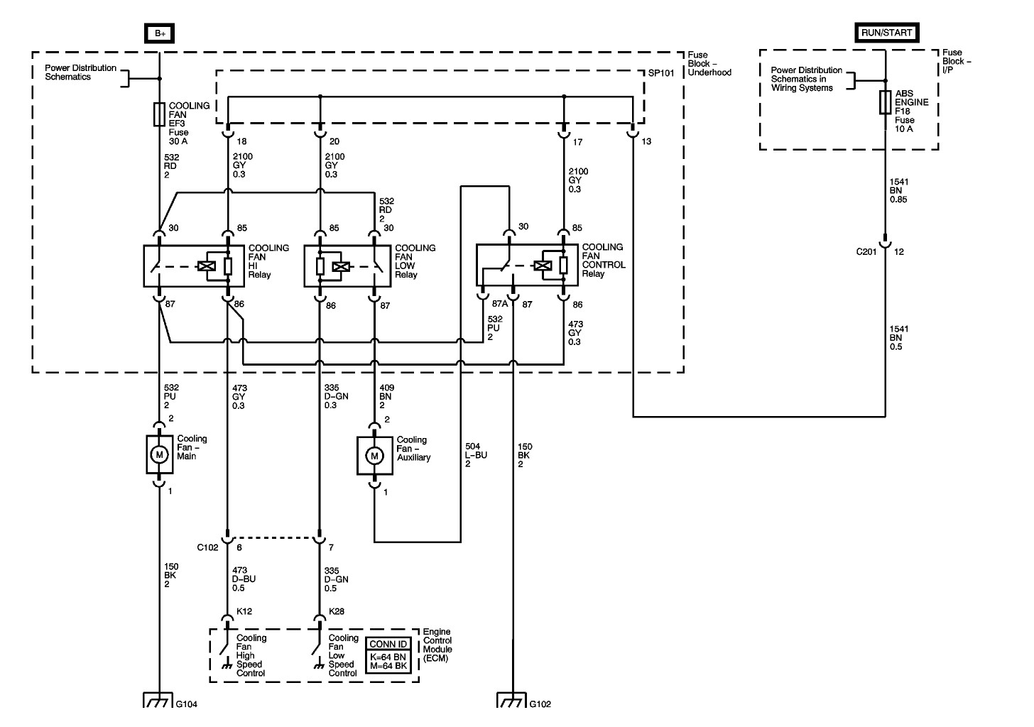 2005 Chevy Aveo Fuse Box Diagram