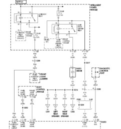 2005 dodge grand caravan wiring diagram 2005 dodge caravan radio wiring diagram wiring diagram library [ 1000 x 1294 Pixel ]