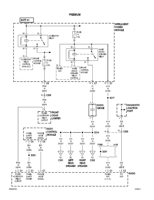 small resolution of aldl wiring diagram 2003 caravan wiring diagrams 2005 dodge caravan wiring diagram free picture