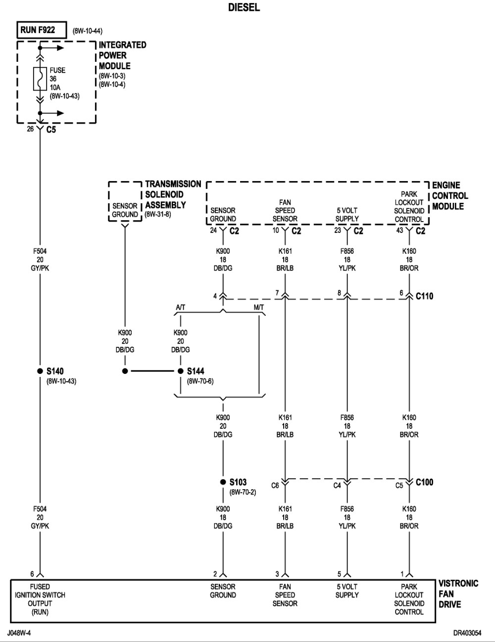 medium resolution of 2005 dodge ram 2500 diesel wiring diagram cummins fan clutch wiring diagram i need wiring