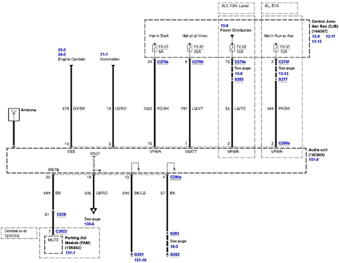 hight resolution of 2005 ford f150 radio wiring diagram 1997 ford f150 radio wiring diagram 2005 f150 radio