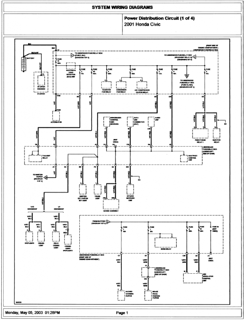 hight resolution of 2005 honda crv wiring schematic honda crv wiring diagram elegant 99 honda cr v wiring