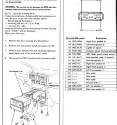 2005 honda element stereo wiring diagram 2003 honda accord stereo wiring diagram obd1 engine harness [ 800 x 1088 Pixel ]