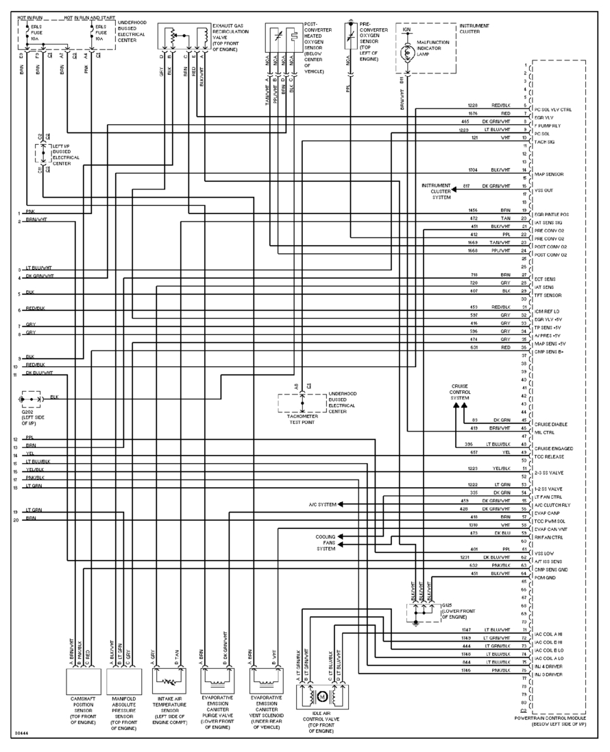 2006 chevy malibu radio wiring diagram