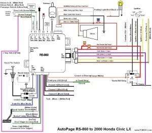 2006 Honda Odyssey Radio Wiring Diagram   Free Wiring Diagram
