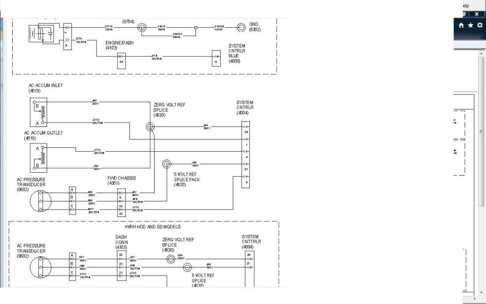 medium resolution of 2006 international 4300 wiring diagram