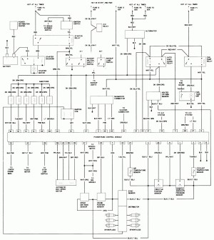 2006 Jeep Wrangler Ignition Wiring Diagram | Free Wiring