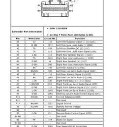 2010 gmc radio wiring diagram data diagram schematic 2010 gmc acadia radio wiring [ 791 x 1024 Pixel ]