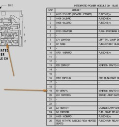 2007 chrysler sebring wiring diagram tipm 2007 chrysler sebring wiring diagram wire center u2022 rh [ 1464 x 970 Pixel ]