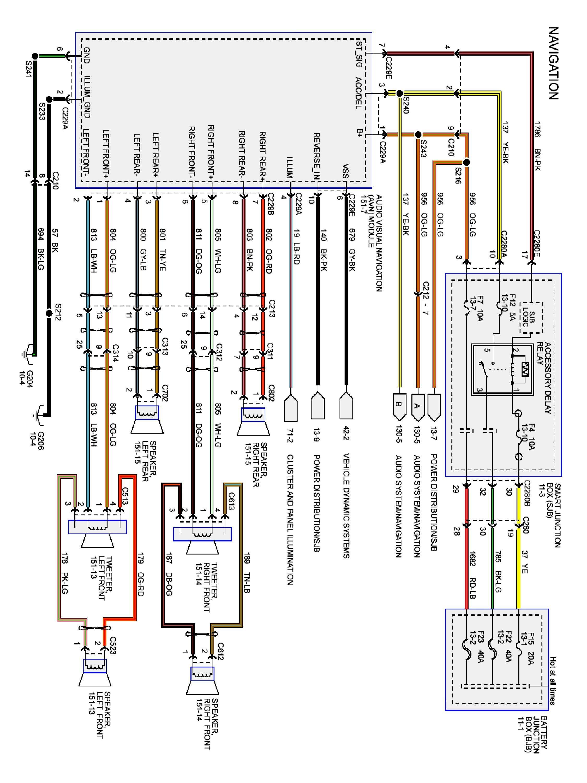 2008 ford f150 radio wiring diagram fujitsu aou24rlxfz f250 free
