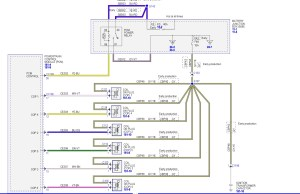 2006 Ford Fusion Stereo Wiring Harness | Wiring Library