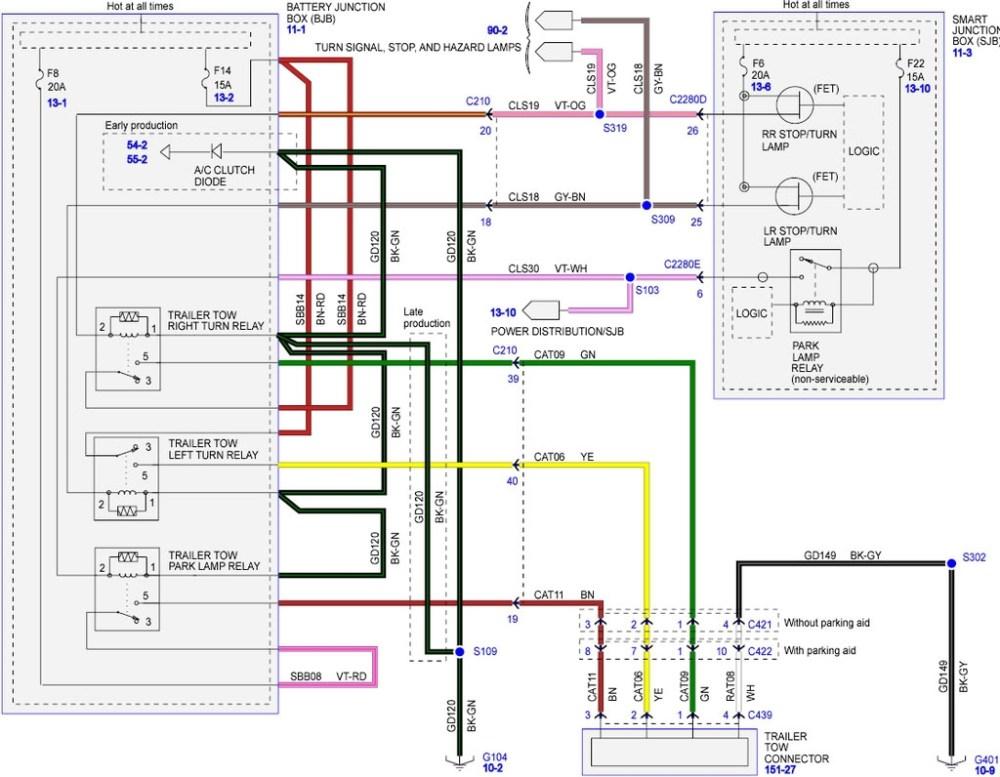 medium resolution of 2009 ford escape wiring diagram