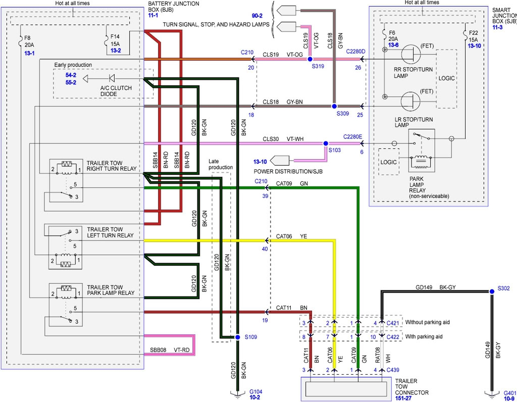 hight resolution of 2009 ford escape wiring diagram