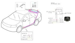 2012 toyota Tundra Backup Camera Wiring Diagram | Free
