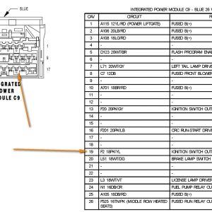 2013 Chrysler 200 Radio Wiring Diagram | Free Wiring Diagram