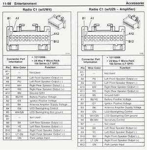 2017 Silverado Wiring Diagram | Free Wiring Diagram
