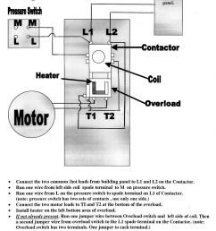 3 phase motor contactor wiring diagram [ 1040 x 1264 Pixel ]