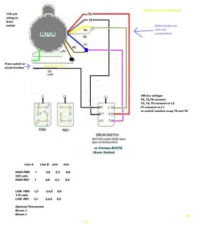 3 Phase Motor Wiring Diagram 12 Leads | Free Wiring Diagram