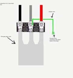 3 prong range outlet wiring diagram [ 970 x 970 Pixel ]