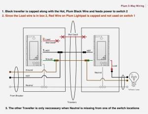 3 Way Motion Sensor Switch Wiring Diagram   Free Wiring