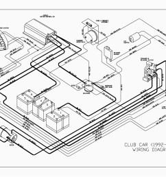 36 volt club car golf cart wiring diagram wiring diagram for club car precedent new [ 1650 x 1275 Pixel ]