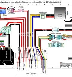 36 volt electric scooter wiring diagram [ 1043 x 803 Pixel ]