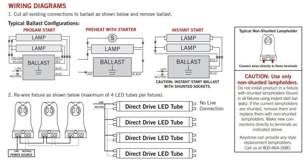 medium resolution of 4 bulb ballast wiring diagram