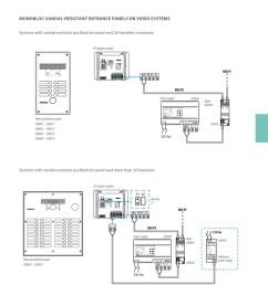 4 wire intercom wiring diagram elvox inter wiring diagram inspirational bticino wiring diagrams 14n [ 800 x 1131 Pixel ]
