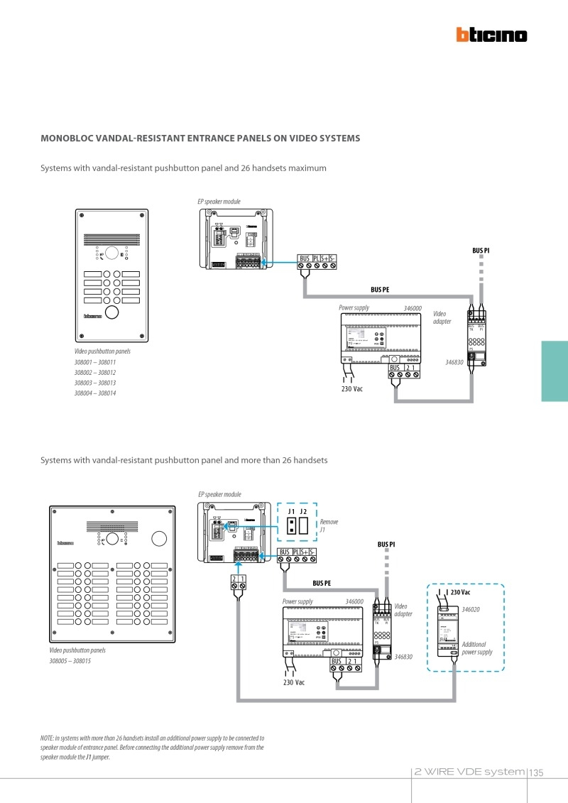 medium resolution of 4 wire intercom wiring diagram elvox inter wiring diagram inspirational bticino wiring diagrams 14n
