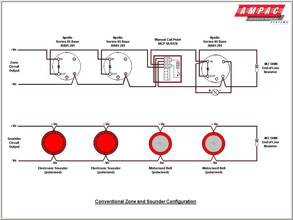 class b fire alarm wiring diagram