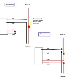 4 wire thermostat wiring diagram [ 1000 x 1000 Pixel ]