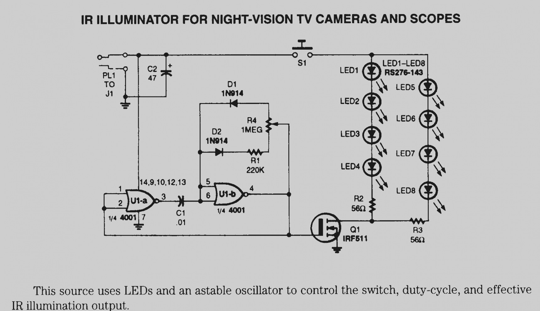 hight resolution of night vision camera wiring diagram simple wiring diagram ford camera wiring schematic infrared camera wiring schematic