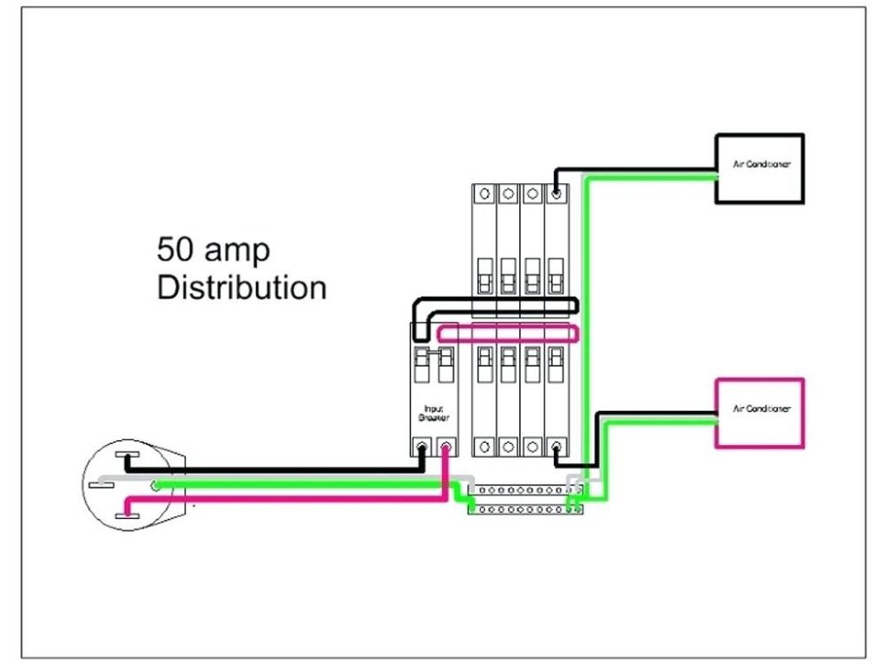 medium resolution of 50 amp rv plug wiring schematic nema 14 50r wiring diagram best wonderful l14 30