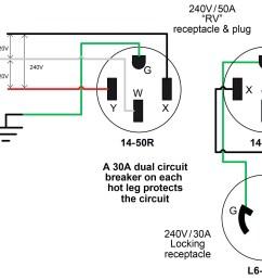 50 amp rv wiring diagram [ 2543 x 1876 Pixel ]