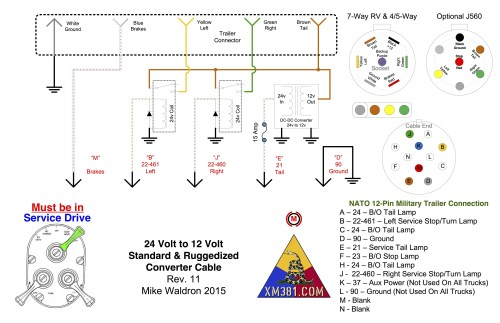 small resolution of 6 pin trailer connector wiring diagram wiring diagram for 7 pin round trailer plug new