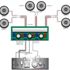 Speaker Wiring Diagram 6 Ohm How To Draw Home Subwoofer Diagrams 7k Schwabenschamanen De System Speakers Online Rh 4 17 Lightandzaun