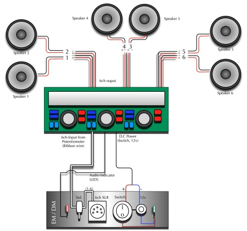 small resolution of wiring 4 channel amp 6 speakers wiring diagram schema 6 speakers 4 channel amp wiring diagram 6 channel amp wiring