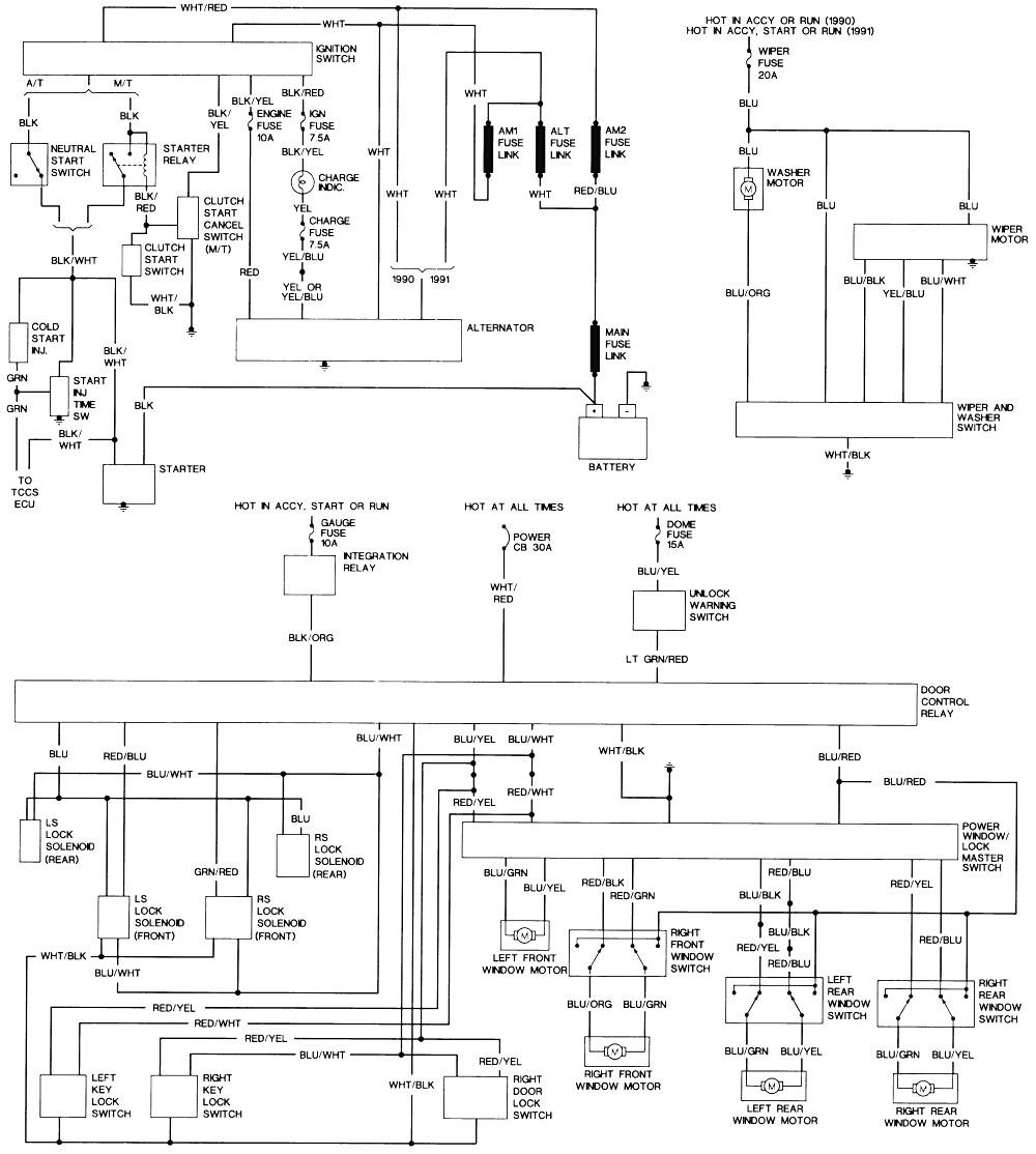 alternator wiring diagram download