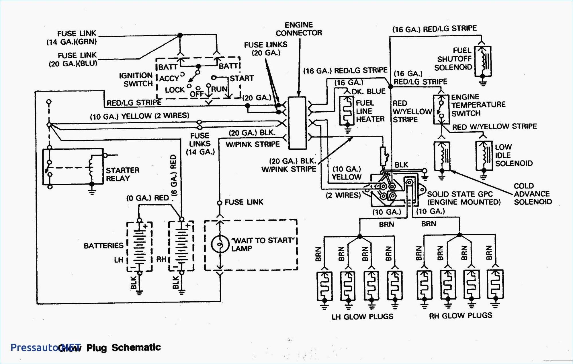 hight resolution of 7 3 powerstroke glow plug relay wiring diagram