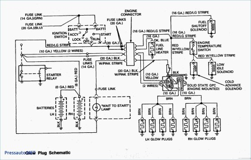 small resolution of 7 3 powerstroke glow plug relay wiring diagram
