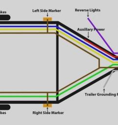 7 pin to 4 pin trailer wiring diagram 4 pin trailer wiring diagram elegant 16h [ 1975 x 930 Pixel ]