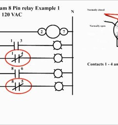 8 Pin Relay Diagram -