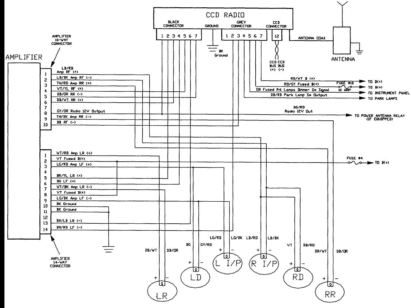 jeep cherokee headlight diagram wiring diagram