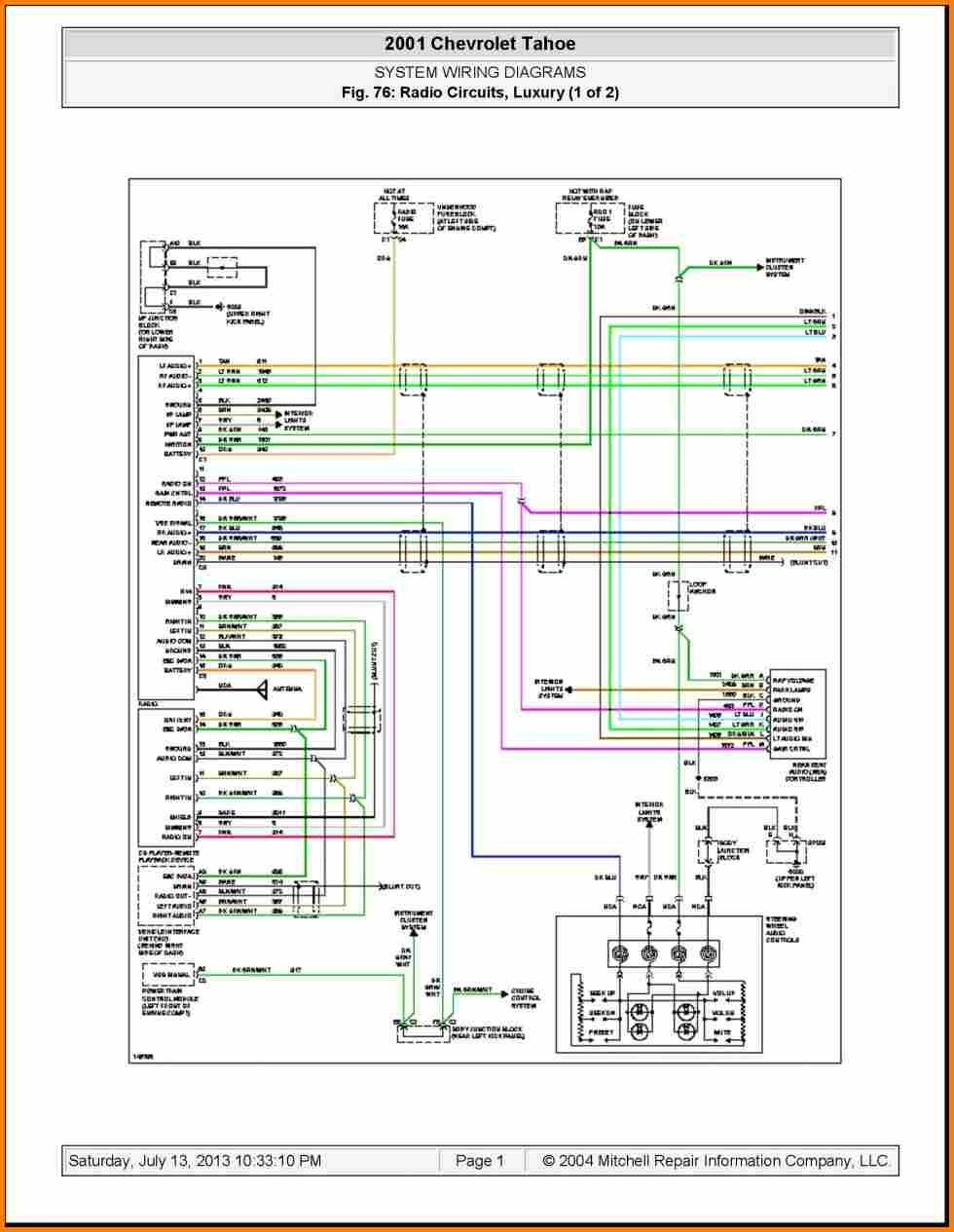 hight resolution of 99 chevy silverado radio wiring diagram