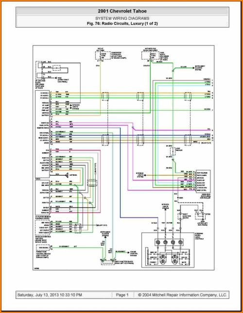 small resolution of 99 chevy silverado radio wiring diagram
