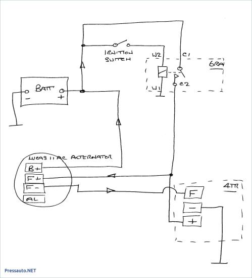 small resolution of 50dn alternator diagram wiring diagram log 50dn alternator diagram