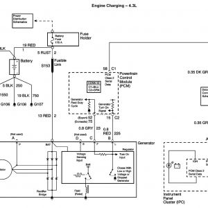 Wiring Diagram For Ac Delco AlternatorWiring Diagram